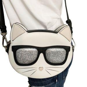 Karl Lagerfeld IKONIK Choupette Crossbody Bag